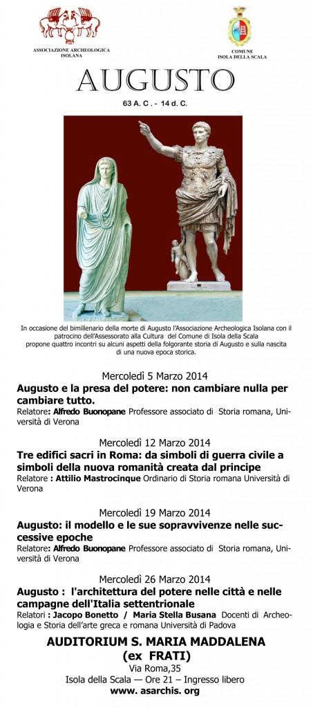Conferenze Marzo 2014